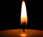 свеча погиб