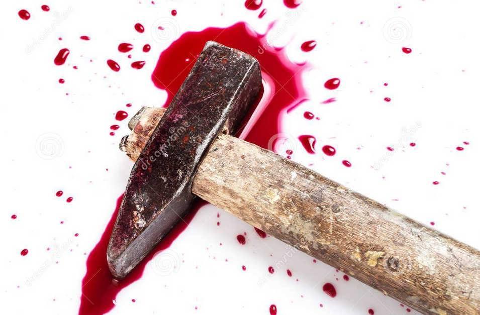 Кровь молоток