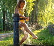 жара лето