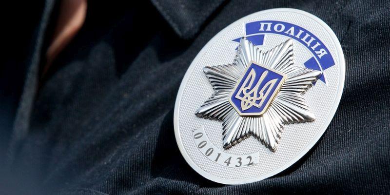 The Kyiv patrol police take oath on July 4, 2015.