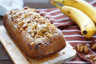 Банановый пирог: пошаговый рецепт выпечки