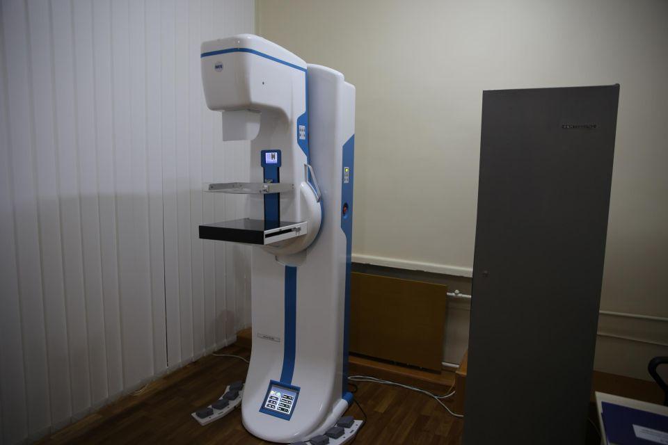 мамограф